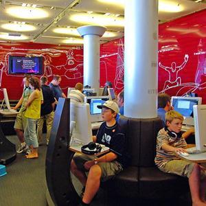 Интернет-кафе Захарово