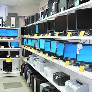 Компьютерные магазины Захарово