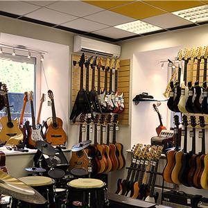 Музыкальные магазины Захарово