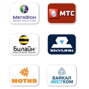 Операторы сотовой связи Захарово