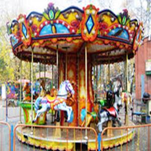 Парки культуры и отдыха Захарово