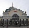 Железнодорожные вокзалы в Захарово