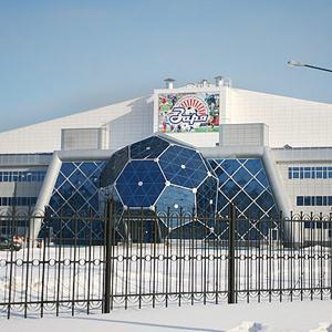 Спортивные комплексы Захарово
