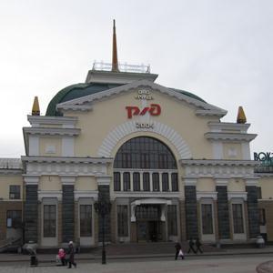 Железнодорожные вокзалы Захарово
